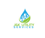 J&K Utility Services Logo - Entry #131