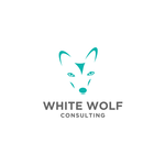 White Wolf Consulting (optional LLC) Logo - Entry #407