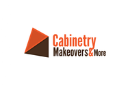 Cabinet Makeovers & More Logo - Entry #76