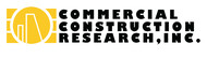 Commercial Construction Research, Inc. Logo - Entry #253