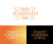 icarenails Logo - Entry #130