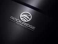 Rock Ridge Wealth Logo - Entry #186