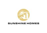 Sunshine Homes Logo - Entry #290
