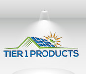 Tier 1 Products Logo - Entry #268