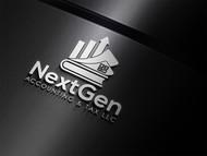 NextGen Accounting & Tax LLC Logo - Entry #581