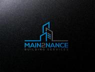 MAIN2NANCE BUILDING SERVICES Logo - Entry #262