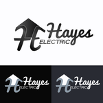 Hayes Electric Logo - Entry #25