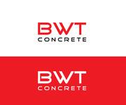 BWT Concrete Logo - Entry #55