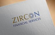 Zircon Financial Services Logo - Entry #321