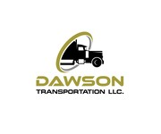 Dawson Transportation LLC. Logo - Entry #10