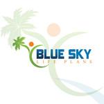 Blue Sky Life Plans Logo - Entry #65