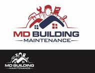 MD Building Maintenance Logo - Entry #127