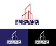 MAIN2NANCE BUILDING SERVICES Logo - Entry #200