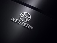 JRT Western Logo - Entry #8