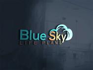 Blue Sky Life Plans Logo - Entry #49