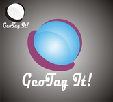 Android/iOS GPS/Photo tagging App Icon Logo - Entry #1