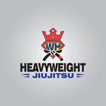 Heavyweight Jiujitsu Logo - Entry #194