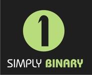 Simply Binary Logo - Entry #70