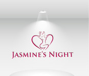 Jasmine's Night Logo - Entry #184