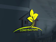 KBK constructions Logo - Entry #56