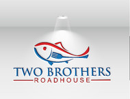 Two Brothers Roadhouse Logo - Entry #38