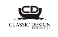 classic design furniture Logo - Entry #25
