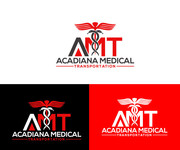 Acadiana Medical Transportation Logo - Entry #31