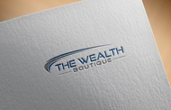 the wealth boutique Logo - Entry #31