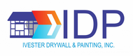 IVESTER DRYWALL & PAINTING, INC. Logo - Entry #40