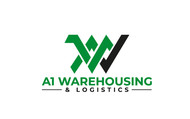 A1 Warehousing & Logistics Logo - Entry #53