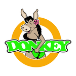DONKEYS Logo - Entry #20