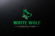 White Wolf Consulting (optional LLC) Logo - Entry #223