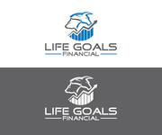 Life Goals Financial Logo - Entry #176