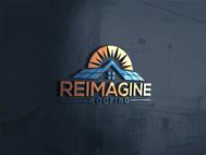 Reimagine Roofing Logo - Entry #119