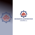 Mechanical Construction & Consulting, Inc. Logo - Entry #106
