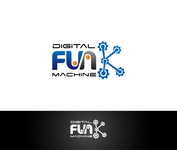 Digital Funk Machine LLC Logo - Entry #82