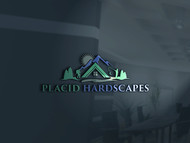 Placid Hardscapes Logo - Entry #17