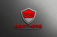 Brothers Security Logo - Entry #69