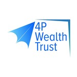 4P Wealth Trust Logo - Entry #308
