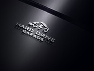 Hard drive garage Logo - Entry #339