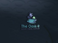 The Oasis @ Marcantel Manor Logo - Entry #64
