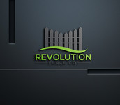 Revolution Fence Co. Logo - Entry #88