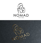 Nomad Tribe Logo - Entry #94