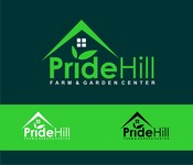 Pride Hill Farm & Garden Center Logo - Entry #60