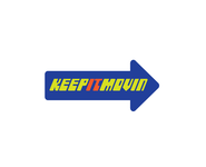 Keep It Movin Logo - Entry #47