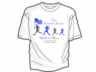 The Forever Family 5K Logo - Entry #13