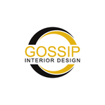 Gossip Interior Design Logo - Entry #41
