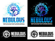 Nebulous Woodworking Logo - Entry #105