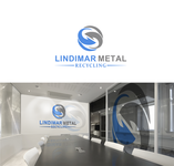 Lindimar Metal Recycling Logo - Entry #175