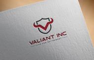 Valiant Inc. Logo - Entry #154